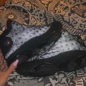 Air Jordan 13 Retro Black Cat Men's